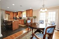 creating open floor plan in tri level home - Google Search ...