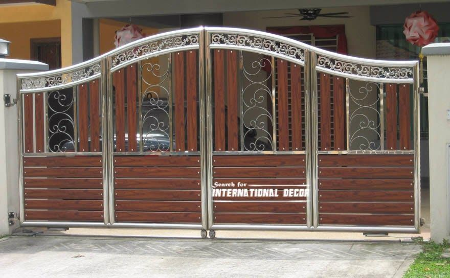 Stunning Gate Designs 20 Gate Designs Gate Designs For Private