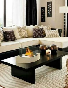 Sala moderna  acogedora decohogar pinterest living rooms decoration and room also rh