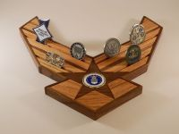 Air Force Challenge Coin Holder. $79.99, via Etsy.   USAF ...