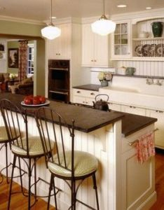 Kitchen island with cooktop and seating google search also best images about islands on pinterest rh