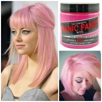 Manic Panic Glow In The Dark Semi Permanent Hair Color in