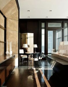 The residences of pier interior by munge leung also south shore decorating blog less is more modern and iindustrial rh pinterest