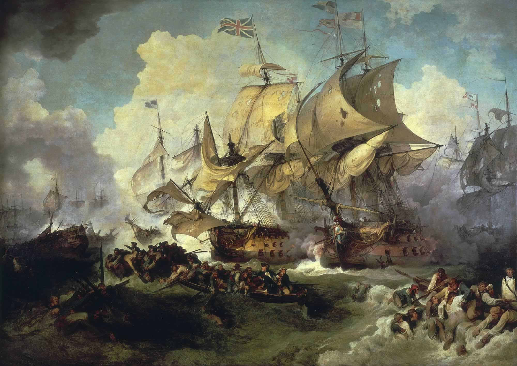 French Revolutionary History Paintings