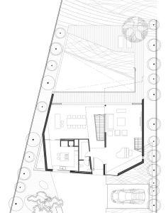 Gallery of diamond house formwerkz architects also rh pinterest