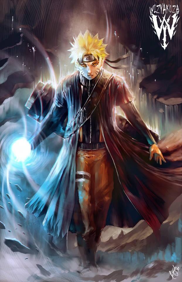 Vs Sage Sharingan Eternal Naruto Mode Sasuke