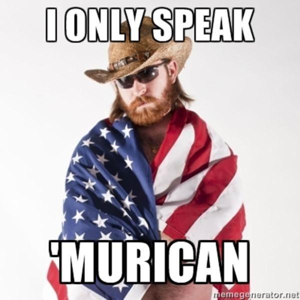 Meme Captain Birthday America
