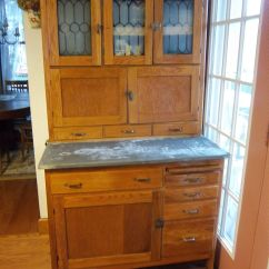Vintage Kitchen Hutch Cabinet Knobs And Pulls My Hoosier Made By Montgomery Ward