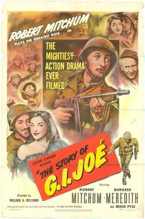 Image result for THE STORY OF GI JOE 1946 movie