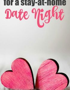 at home date ideas for couples