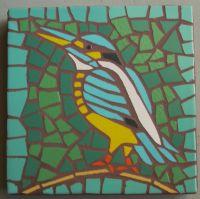 Made to order. Exterior tile mosaic garden stone ...