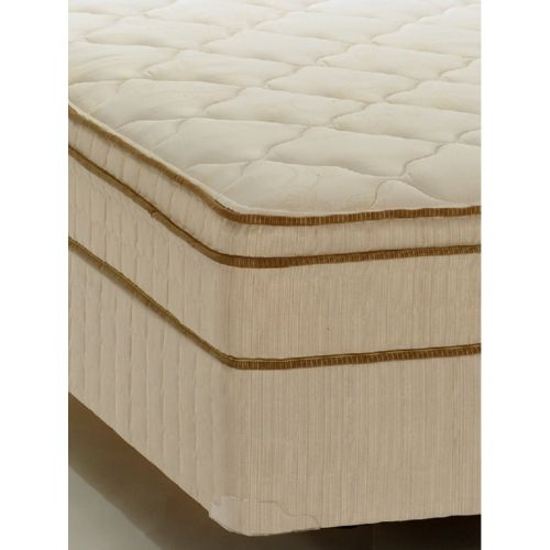 Sertapedic By Serta Canberra Euro Pillow Top Full Mattress Only Hom Furniture