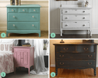 Rust-Oleum Chalky Furniture Paint in Chalk White 3. Rust ...