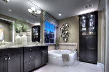 Mattamy Bathroom With Touch Of Elegance