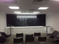 All LED classroom lighting at KSA's downtown Chicago ...