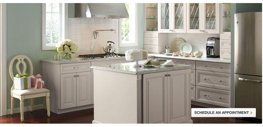 Unique Martha Stewart Kitchen Cabinets Sharkey Gray