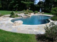 Best 25+ Kidney shaped pool ideas on Pinterest   Backyard ...