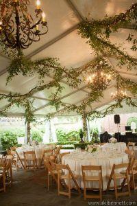 30 Chic Wedding Tent Decoration Ideas | Wedding tent ...