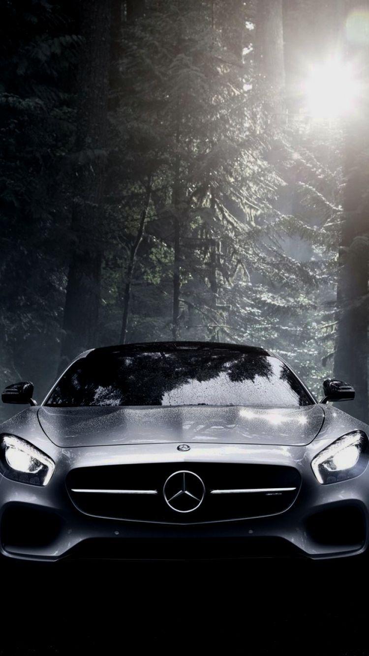 Mercedes Benz Iphone Wallpaper  Car Wallpaper  Pinterest