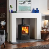 Modern 80+ wood burning stoves wood burners log fires ...