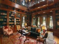 Victorian Gothic interior style: Victorian and Gothic ...