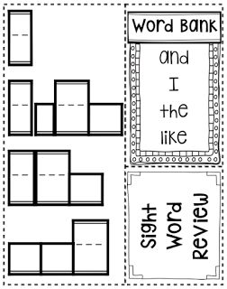 Sight word and Phonics ideas for kindergarten. Journey's