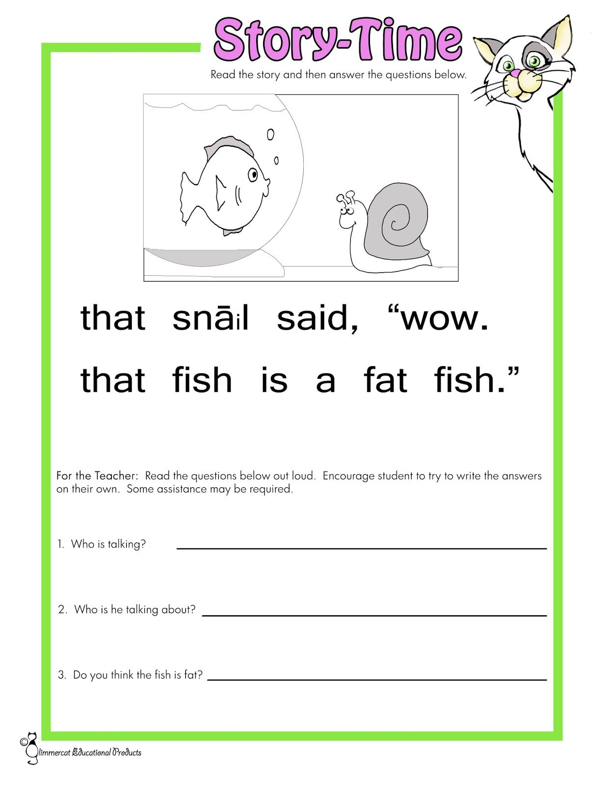 Link To A Free Phonics Packet Over 30 Page Designed