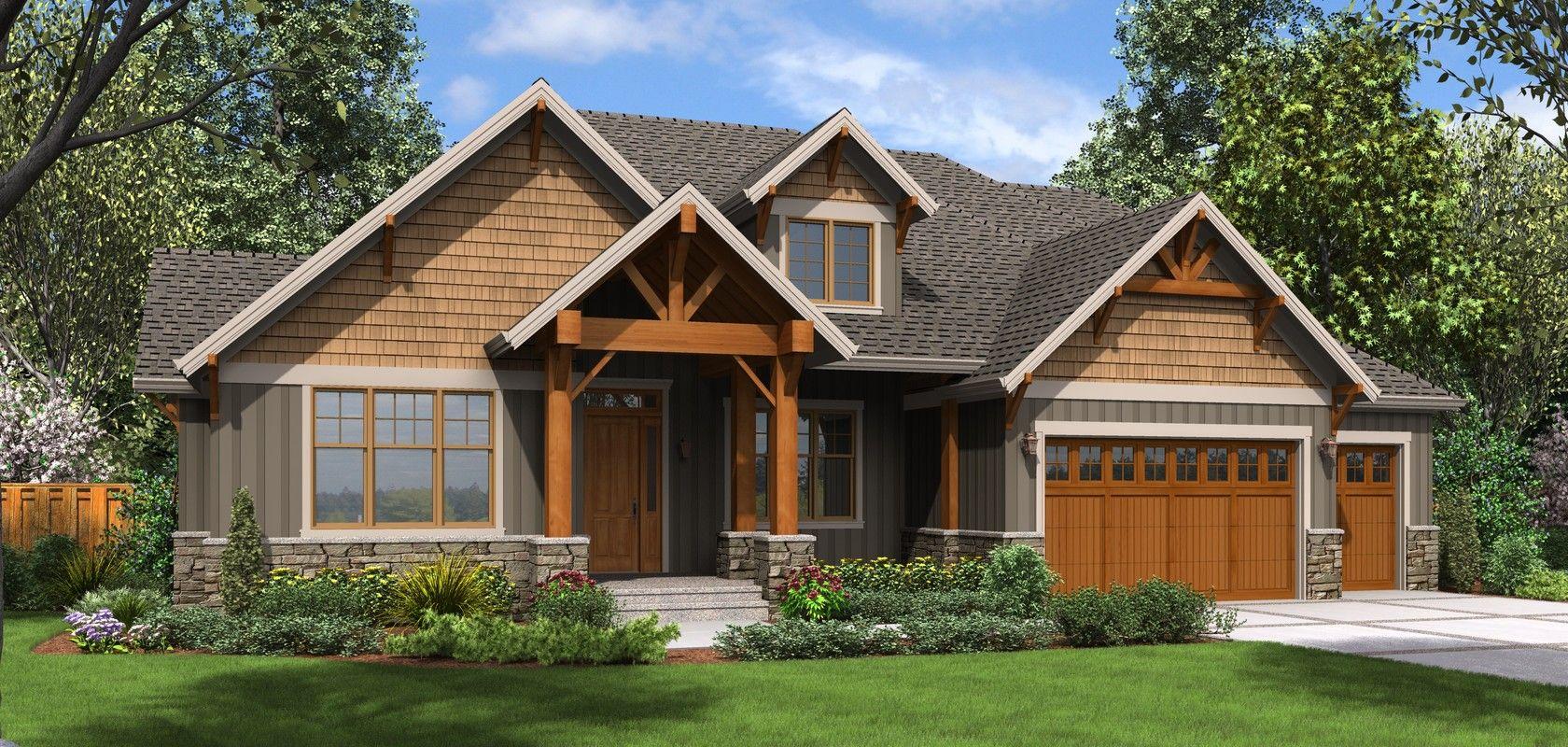 Mascord Plan 23111 The Edgefield  Dream Home  Pinterest