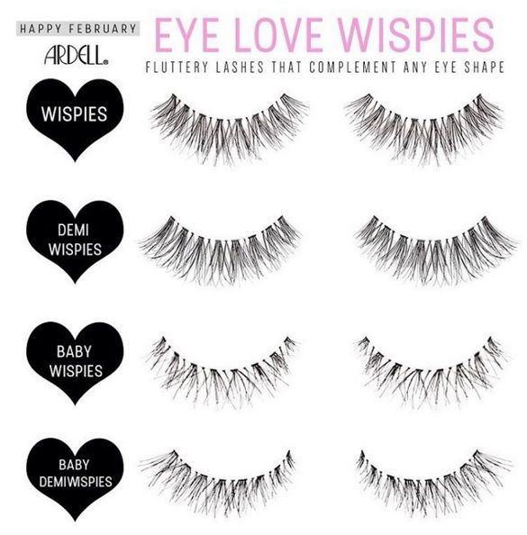 Ardell Lashes at Louella Belle #Ardell #Lashes #Beauty #