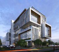 Office Building Exterior - 3d model - CGStudio ...