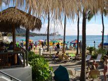 Dukes Bar Waikiki Beach Oahu Hawaii