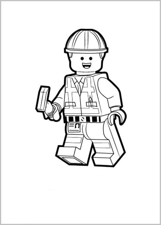 Lego Film Ausmalbilder 807 Malvorlage Lego Ausmalbilder