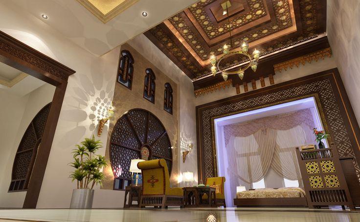 Decor Modern Islamic Interior Design And Mosque Mosque Interior