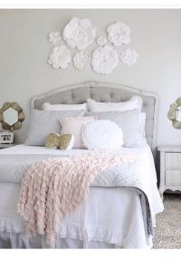 Tween Girl Bedroom Makeover | Tufted headboards, Tween ...