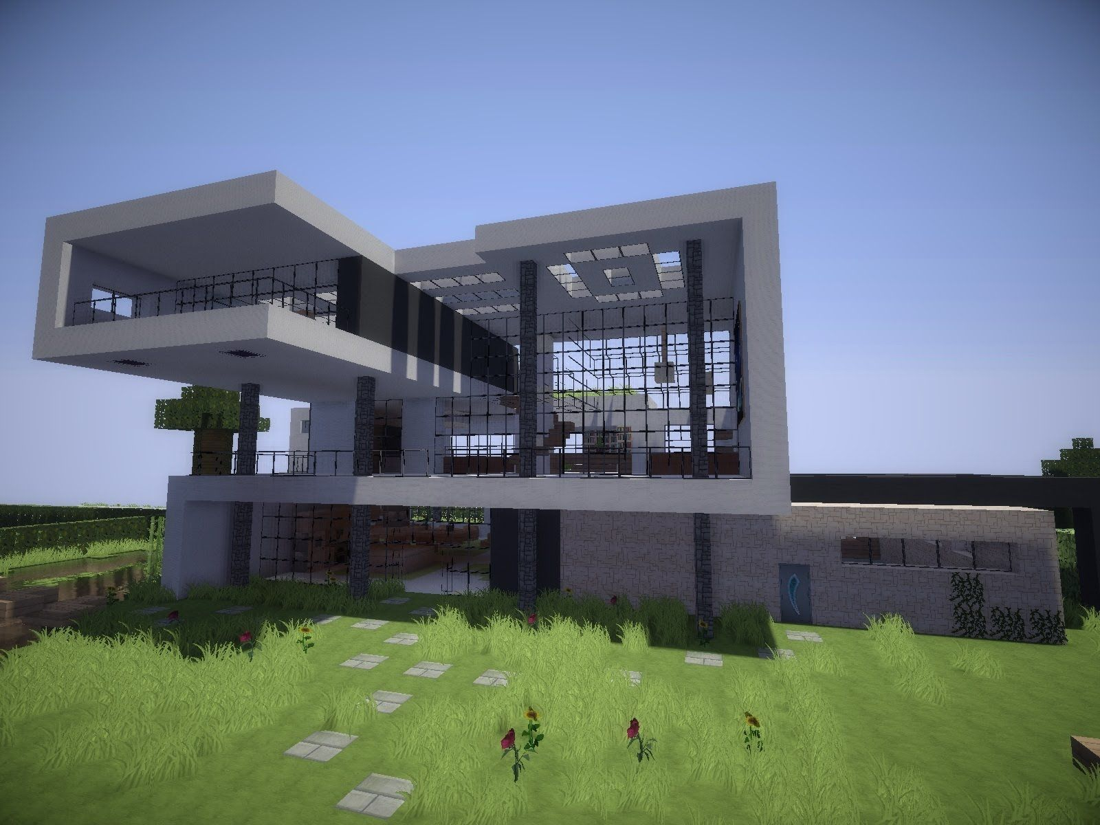 Minecraft Häuser Bauplan  Minecraft  Pinterest