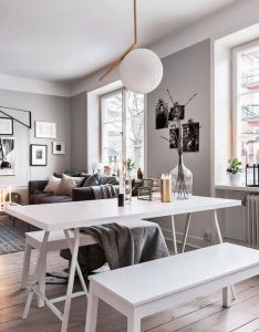Beautiful apartment designed by scandinavian homes situated in stockholm sweden also gb interior gboda rh pinterest