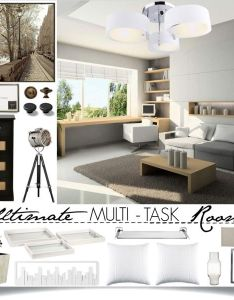 Ultimate multi task room by loveartrecyclekardstock on polyvore featuring interior interiors design home also rh pinterest