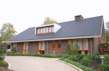 Modern House Plans with Gable Roof Designs