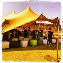 Secunda Stadium - Stretch Tent And Lounge Furniture