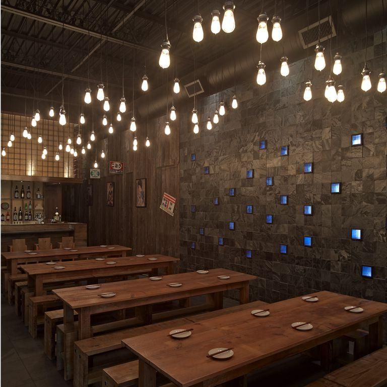 Restaurant In Toronto With Best Interior Design Design Ceiling