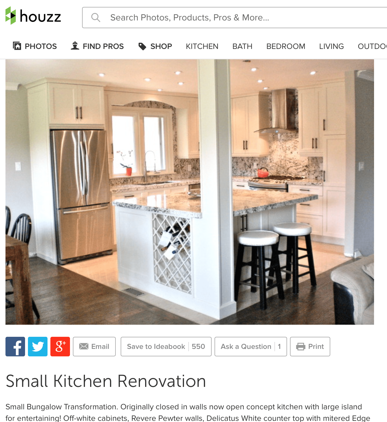 This Is IT!!! The Small Kitchen Reno I Have Been Looking For