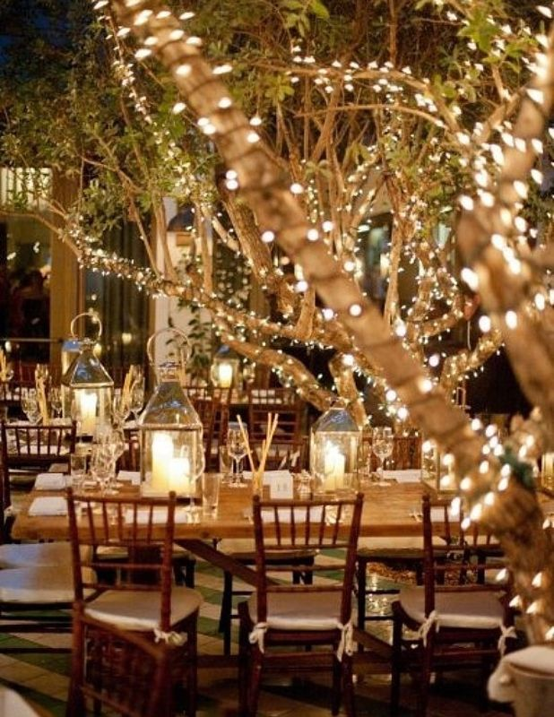 Night Garden Wedding Aralsa Com
