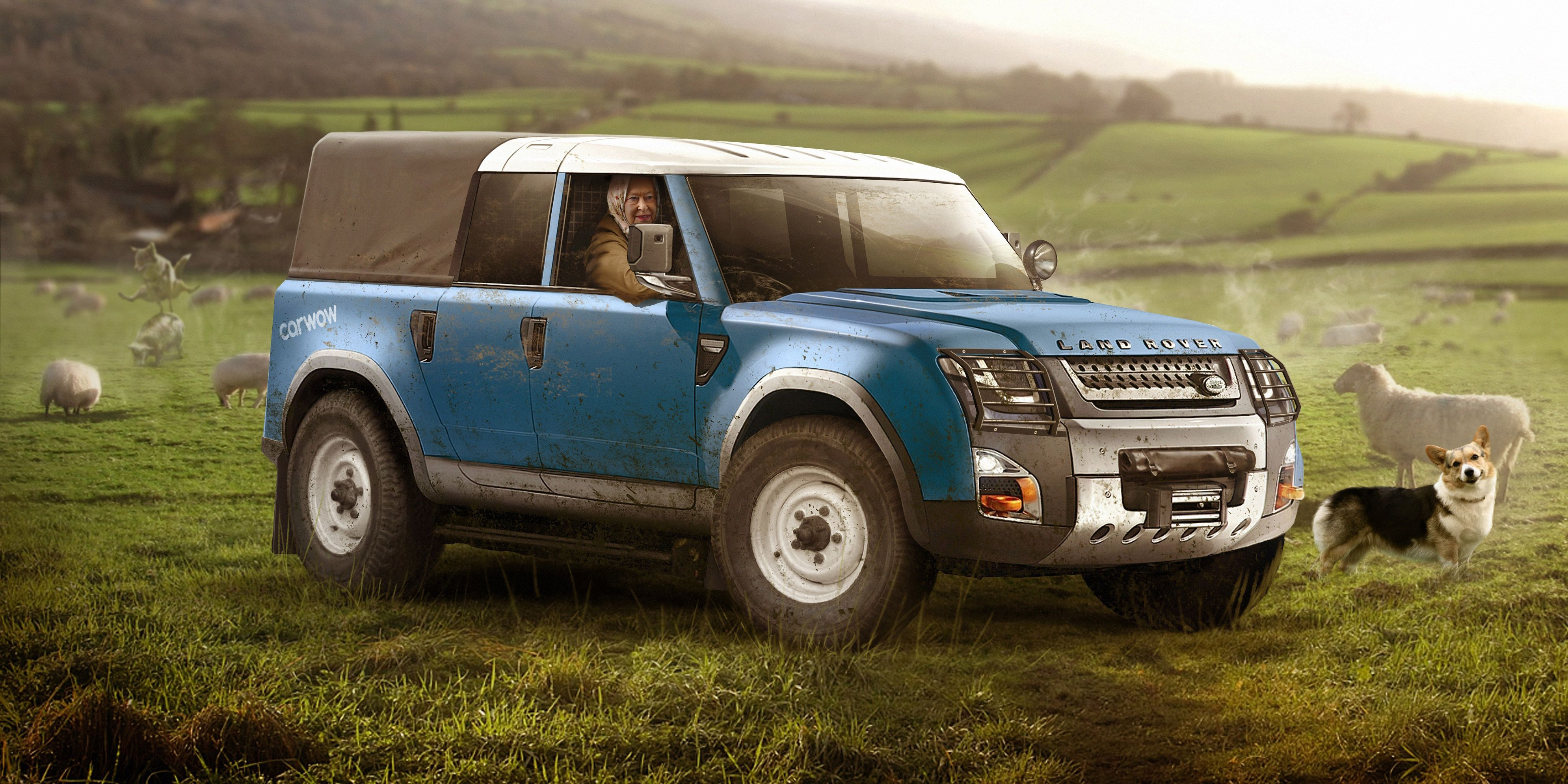 Image result for new land rover defender 2018 Landys