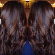 hair color brunettes