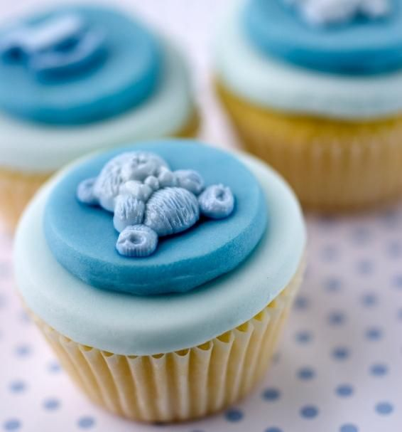 Image result for teddy bear cupcakes