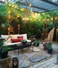 Outdoor sitting area. | garden and patio | Pinterest ...
