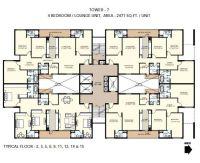 4 Floor Apartment Plan - Apartment Decorating Ideas