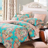 Bohemian Tribal Print Retro Chic 100% Cotton Bedding Sets ...