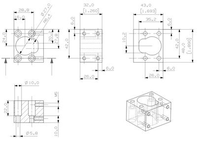 Design and build details of my custom CNC Router including