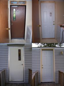 Mobile Home Remodels Before And After